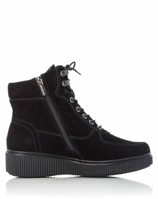 low boots winter Rieker