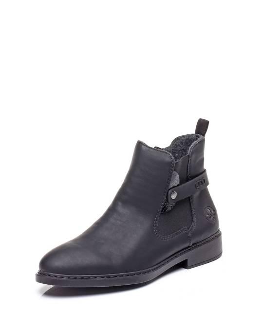 low boots Rieker