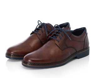 Rieker vīriešu slēgtas un klasiskās kurpes