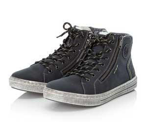 Rieker vīriešu brīva laika jeb sporta stila apavi